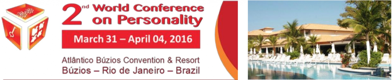 Banner 2nd World Conference on Personality